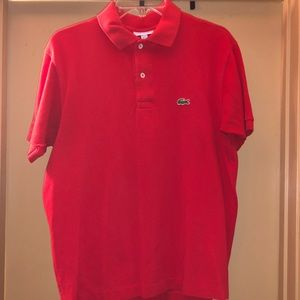 Lacost Classic Fit Polo